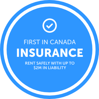 RVezy is the first in Canada to offer insurance for RV Rentals.
